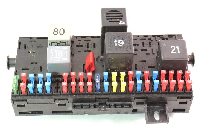 Tremendous Fuse Box Diagram Golf 1 Auto Electrical Wiring Diagram Wiring Cloud Lukepaidewilluminateatxorg