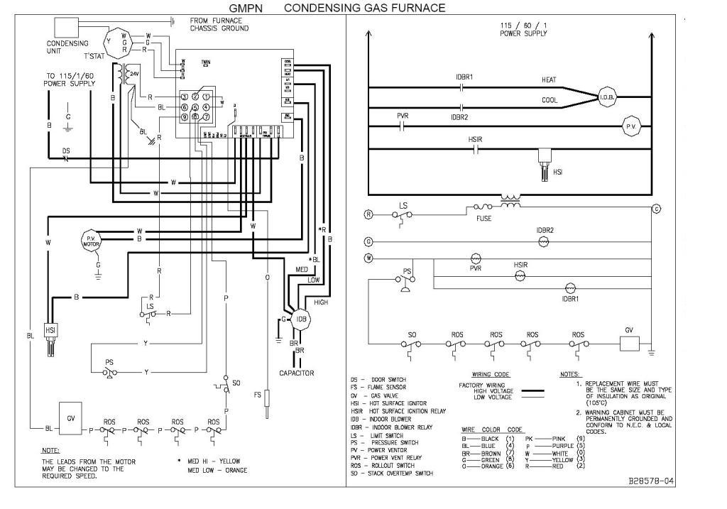 Janitrol Hpt18 60 Thermostat Wiring Diagram