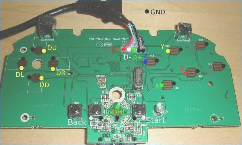 Xbox 360 Controller Wiring Diagram - Wiring Diagrams 1967 Buick Skylark  Free Download Diagram - tda2050.tukune.jeanjaures37.fr | Ps3 To Xbox 360 Controller Wiring Diagram Wiring |  | Wiring Diagram Resource