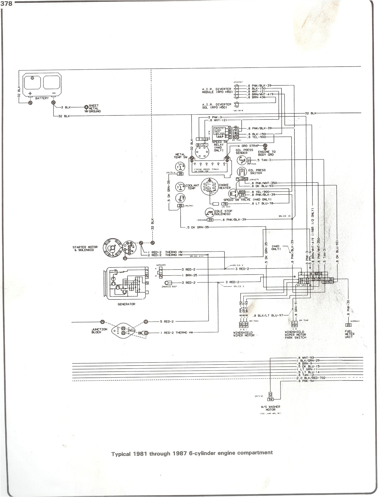 Phenomenal 1976 Chevy Wiring Basic Electronics Wiring Diagram Wiring Cloud Hemtshollocom