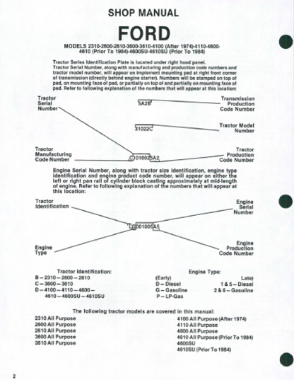 4100 engine wiring at 3645  ford 3610 tractor wiring diagram free diagram  ford 3610 tractor wiring diagram free