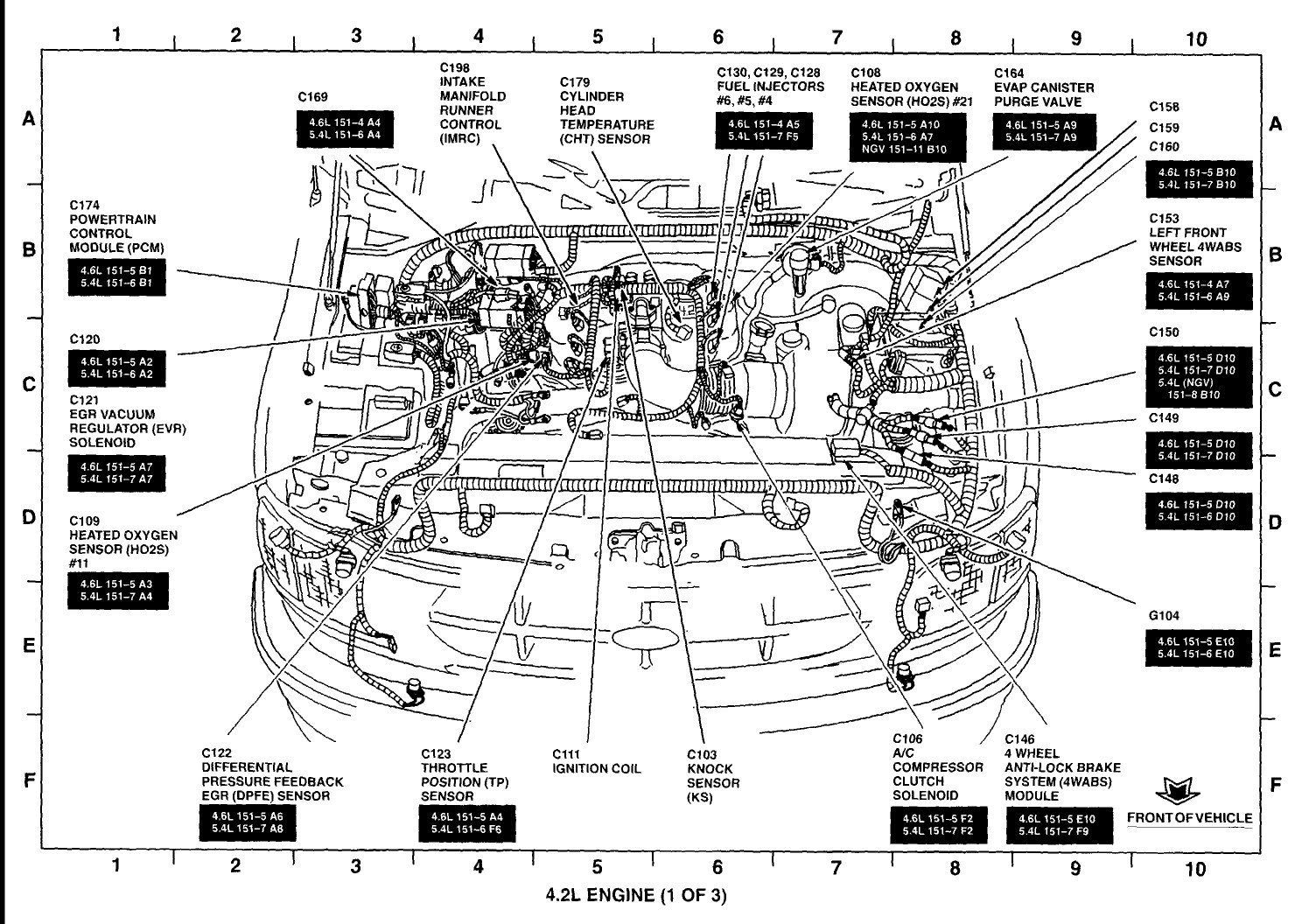 Ford F 150 5 4l Engine Diagram Heil Furnace Wiring Diagram Begeboy Wiring Diagram Source