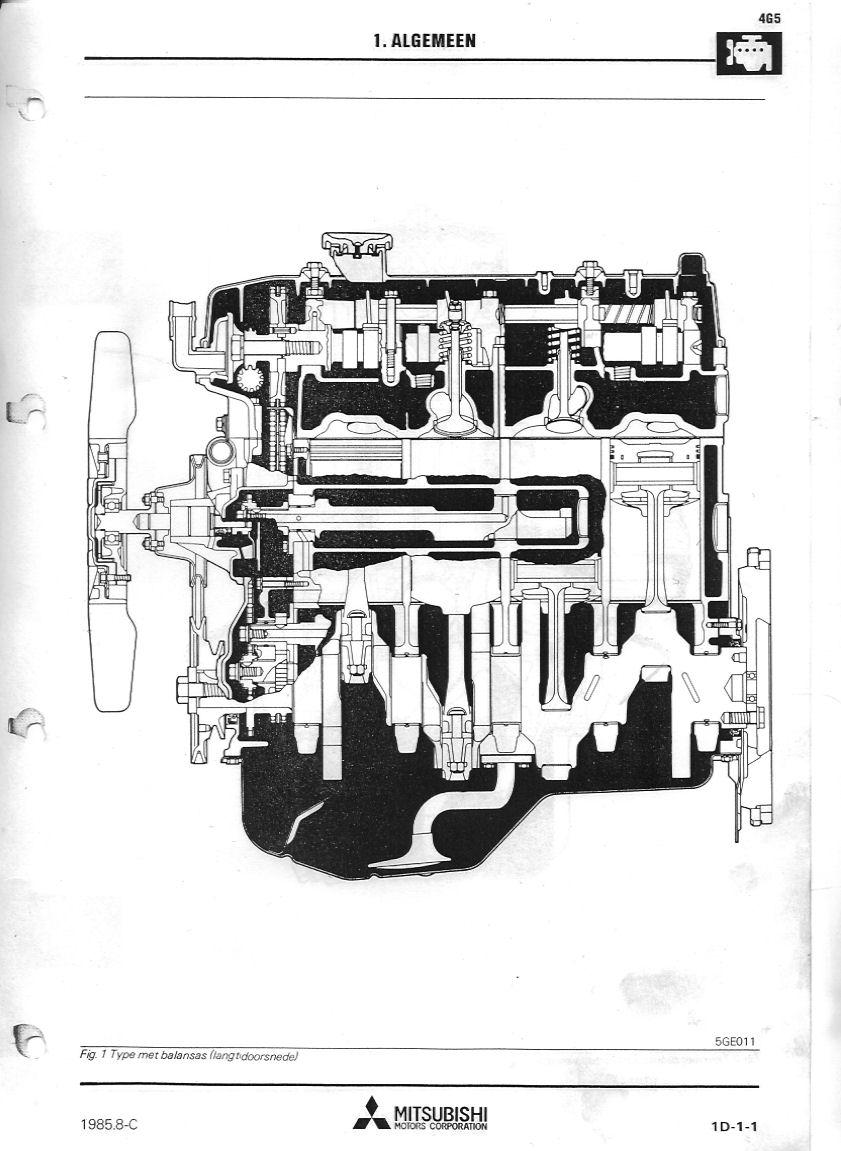Mitsubishi 2 5l V6 Engine Diagram Wiring Diagrams