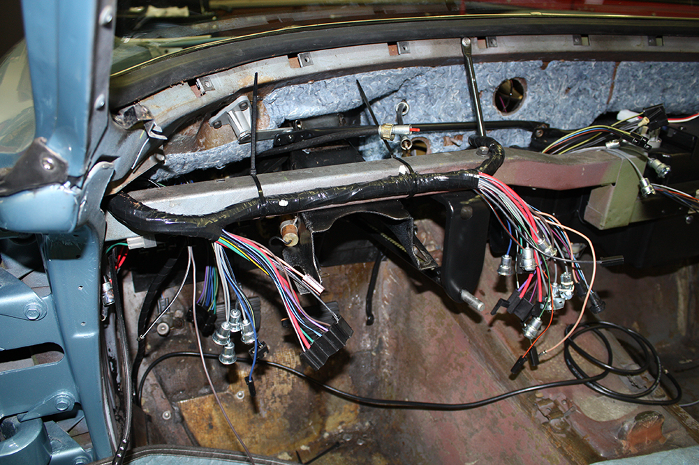 Xe 8874 1969 Corvette Wiring Harness Schematic Wiring