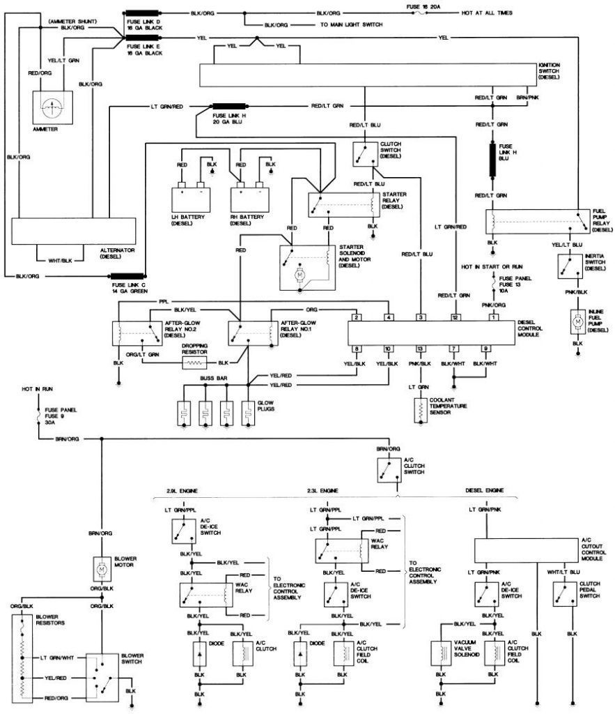 Awe Inspiring Limited Deutz Alternator Wiring Diagram 2427 At Deutz Alternator Wiring Cloud Overrenstrafr09Org