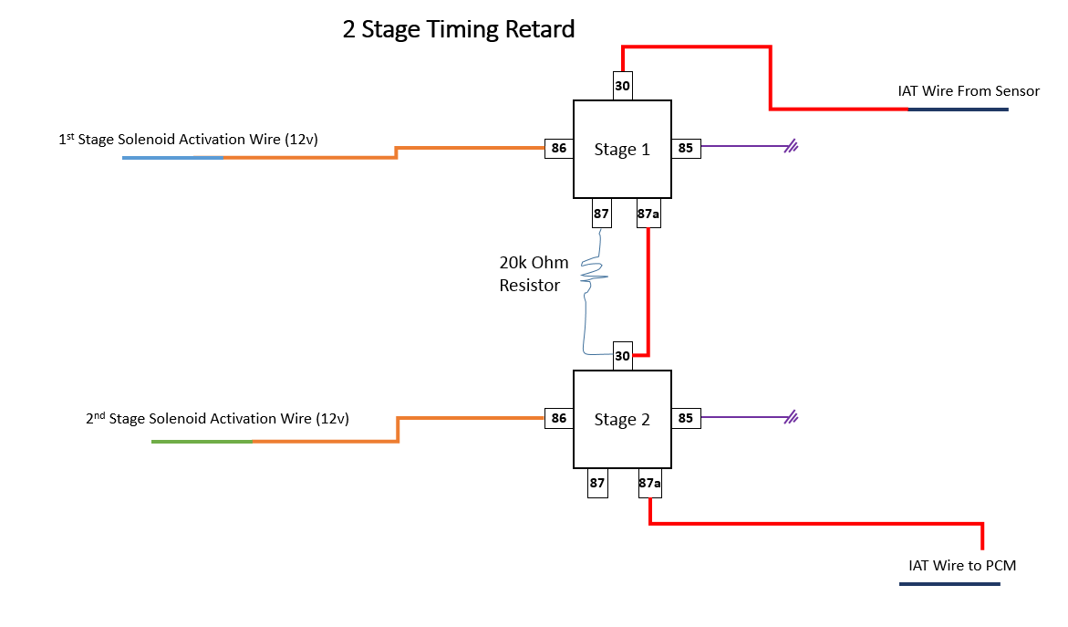 Aw 6117 2 Stage Nitrous Wiring Diagram Schematic Wiring