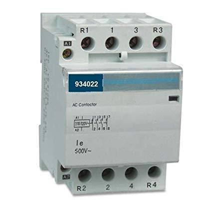2no 2nc Contactor Wiring Diagram - Wiring Diagram