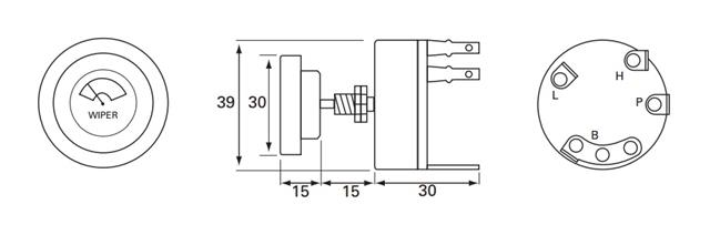 Ns 0427 2 Speed Wiper Motor Wiring Diagram Wiring Diagram