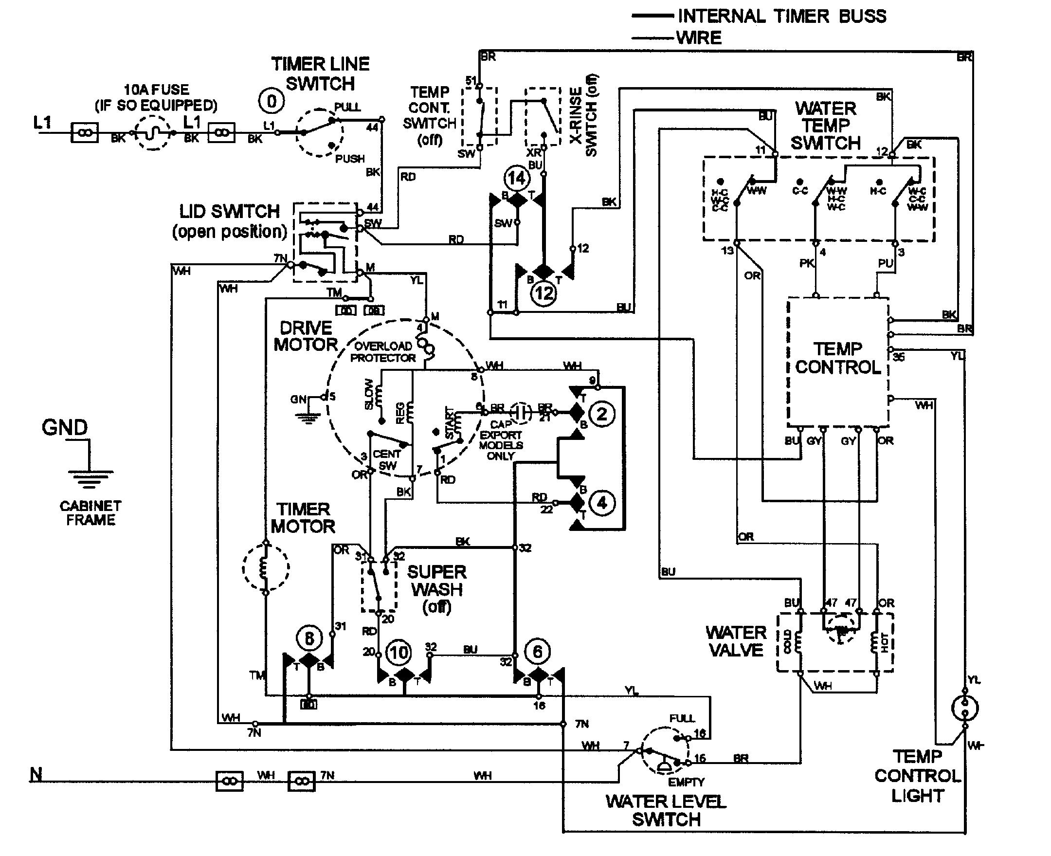 Ge Washing Machine Wiring Diagram - 1994 Plymouth Grand Voyager Wiring  Diagram for Wiring Diagram Schematics | Ge Washer Schematic Wiring Diagram |  | Wiring Diagram Schematics
