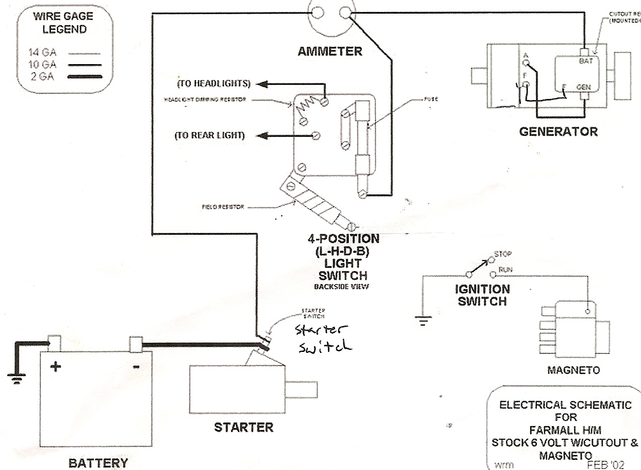wiring diagram for 8n ford tractor 6 volt te 8515  wiring diagram for 8n ford tractor 6 volt  wiring diagram for 8n ford tractor 6 volt