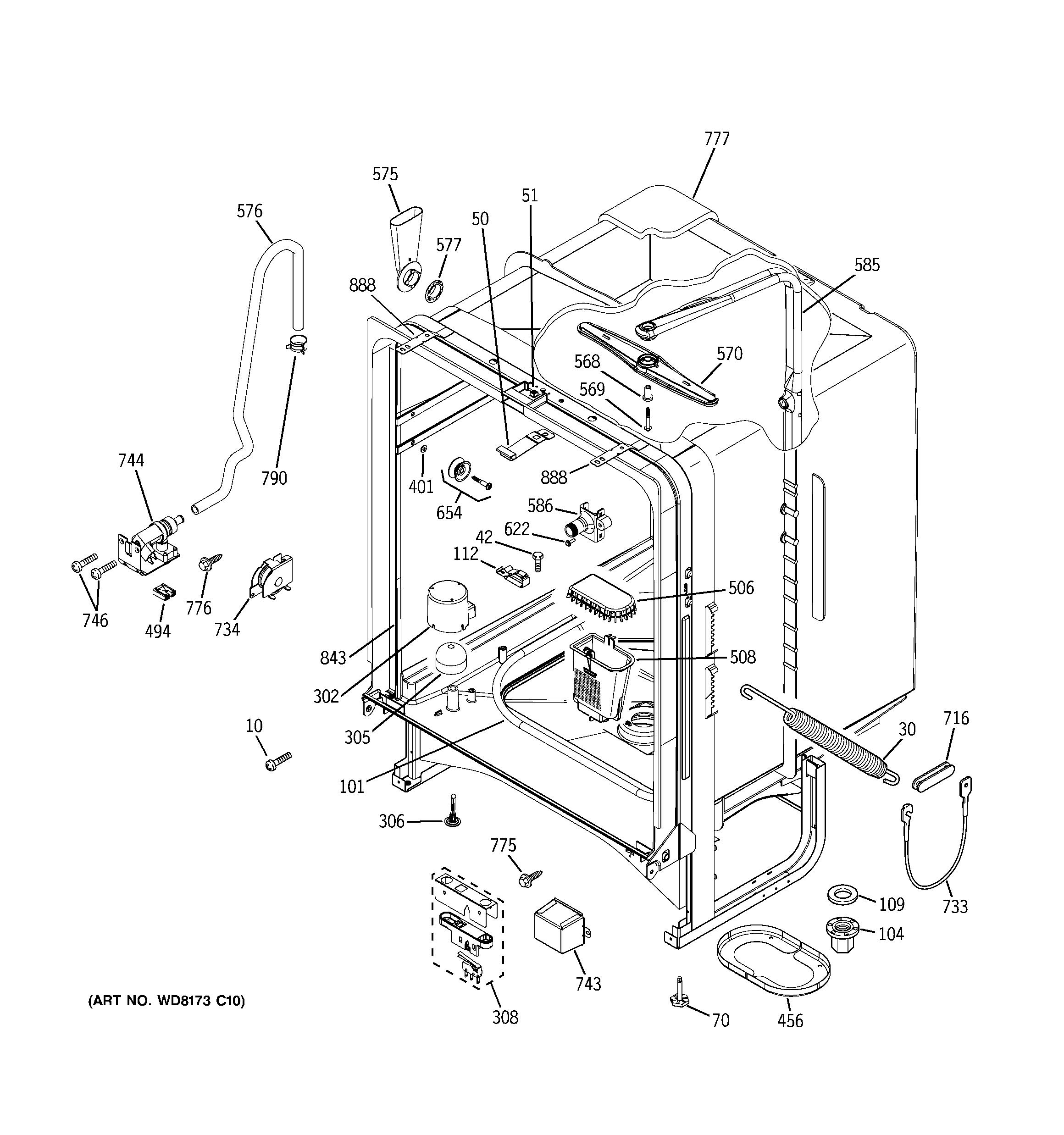 CT_2809] Ge Dishwasher Wiring Diagrams On Ge Profile Range Parts DiagramBrece Ivoro Expe Iness Hendil Mohammedshrine Librar Wiring 101