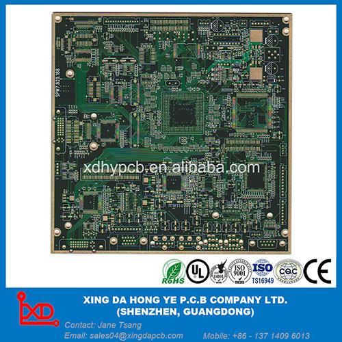 Strange 30 Years Pcb Manufacturer 94V0 High Density Electronic Pcb Circuit Wiring Cloud Hemtegremohammedshrineorg