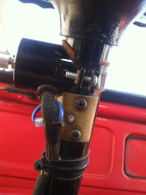 Wn 2741  Steering Column Horn Wiring The Cj2a Page Forums