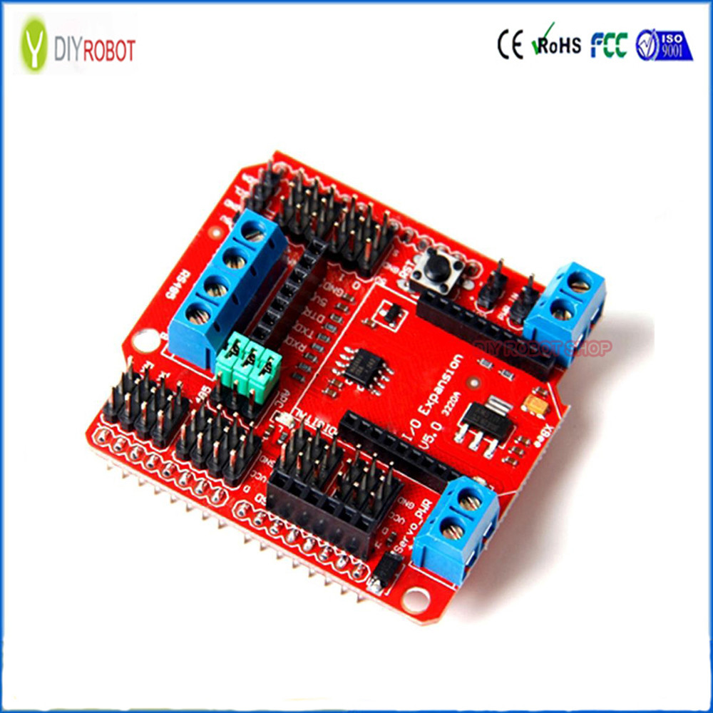Stupendous Funduino Xbee Sensor Shield V5 For Arduino Io Rs485 Wireless Data Wiring Cloud Gufailluminateatxorg