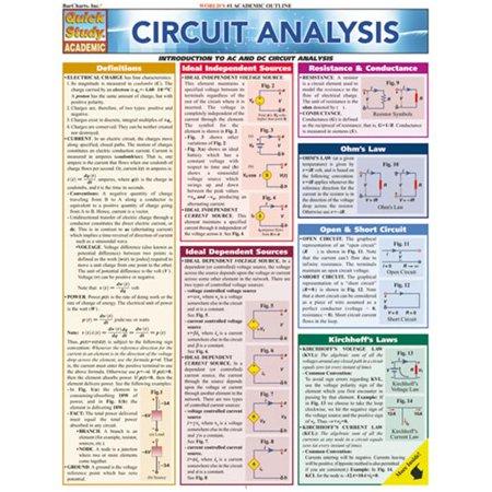 Admirable Barcharts Inc 9781572225213 Circuit Analysis Walmart Canada Wiring Cloud Cranvenetmohammedshrineorg