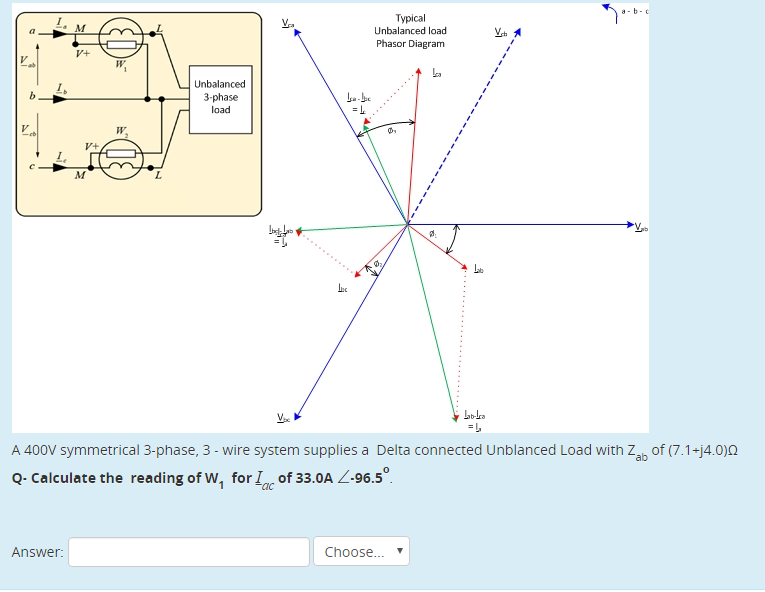 DM_3868] 3 Wire 3 Phase Vector Diagram Free DiagramStre Over Marki Xolia Mohammedshrine Librar Wiring 101