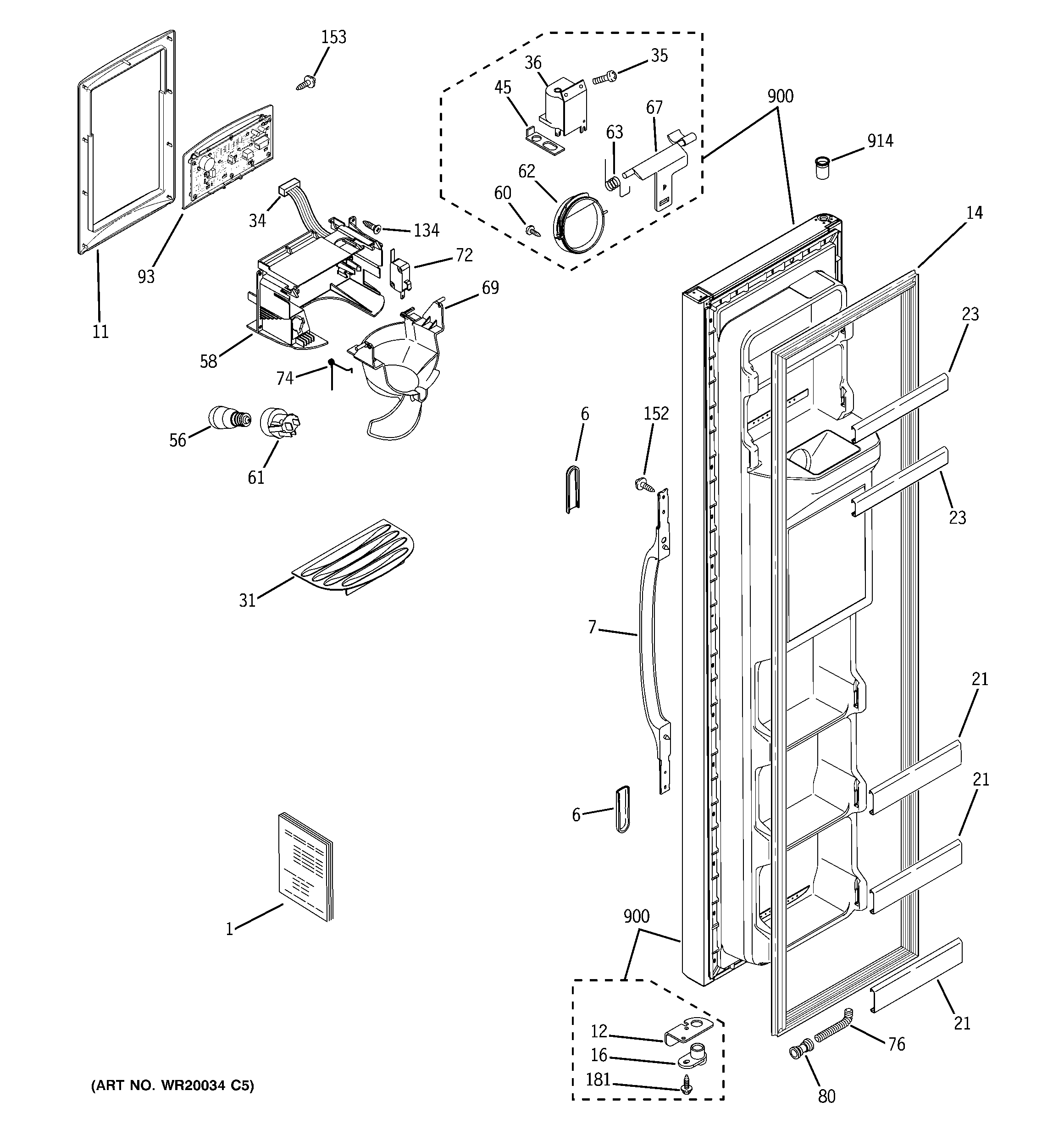 Hotpoint Dryer Wiring Diagram