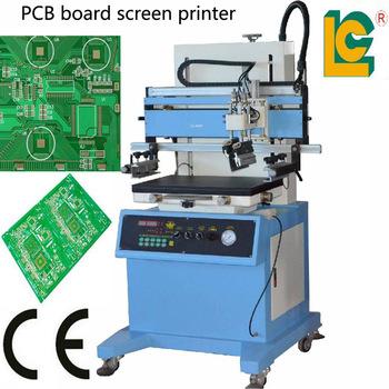 Fabulous Circuit Board Pcb Pwb Flat Silk Screen Printing Machine Buy Pcb Wiring Cloud Itislusmarecoveryedborg