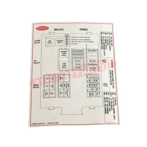 2005 peterbilt 379 fuse box  wiring diagram conductor