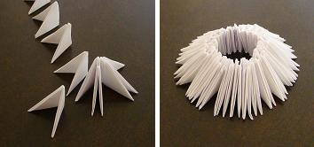How to Fold a Swan Napkin Step by Step! enrichyourlife.net ... | 166x354