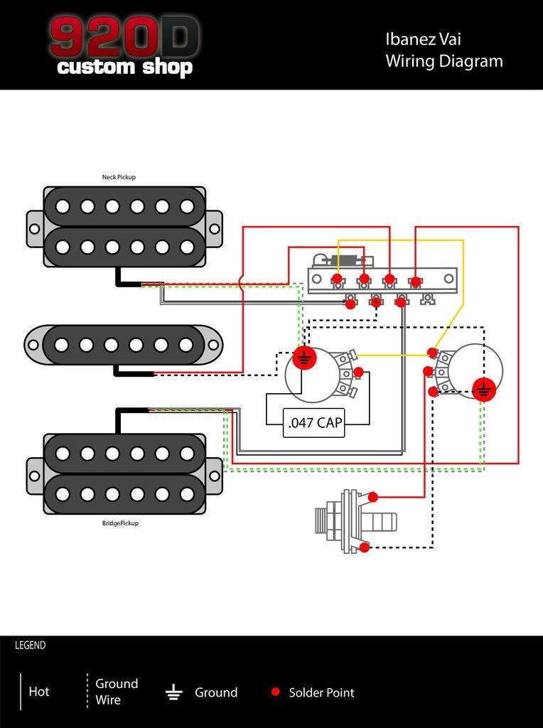 steve vai wiring schematic  gm vacuum diagram  impalafuse