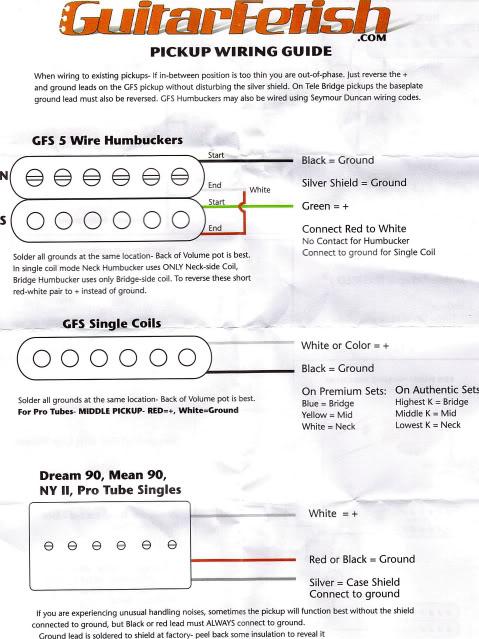 gfs pickups wiring diagram  rc rock crawler wiring diagrams