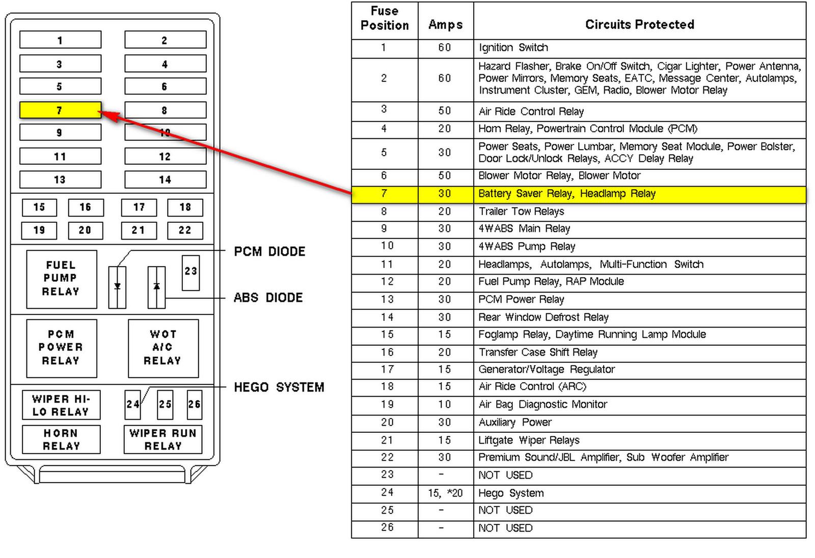 Tremendous H8Qtb Ford Relay Wiring Diagram Basic Electronics Wiring Diagram Wiring Cloud Dulfrecoveryedborg