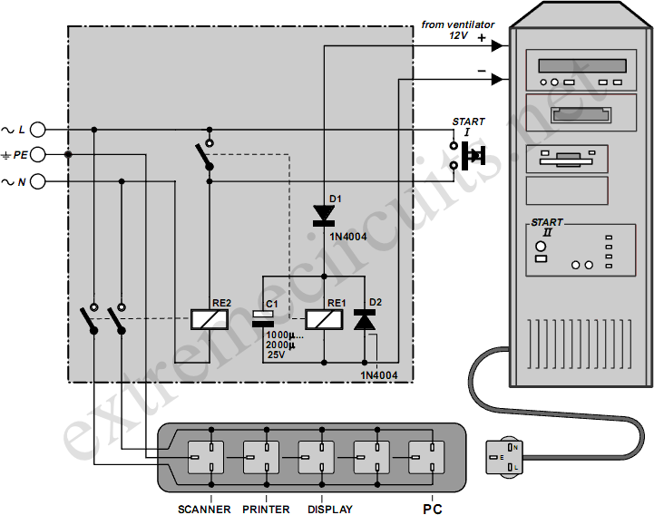 Super Automatic Mains Disconnect Circuit Diagram Wiring Cloud Rdonaheevemohammedshrineorg