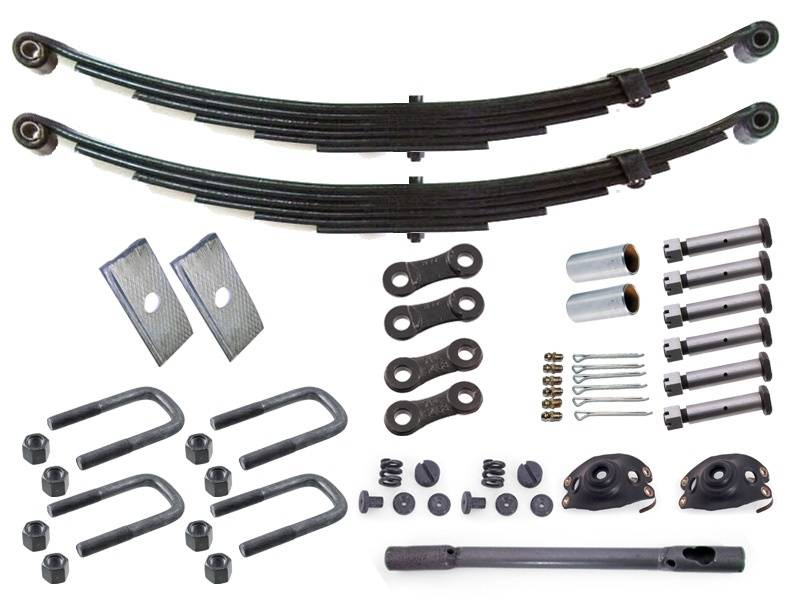 Sensational Leaf Springs Lowering Kits Mid Fifty F 100 Parts Wiring Cloud Vieworaidewilluminateatxorg