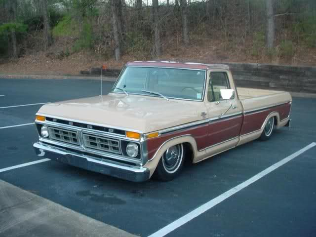 Excellent 64 Ford Truck New Wheels Or Lowering Kit Ford Truck Wiring Cloud Vieworaidewilluminateatxorg