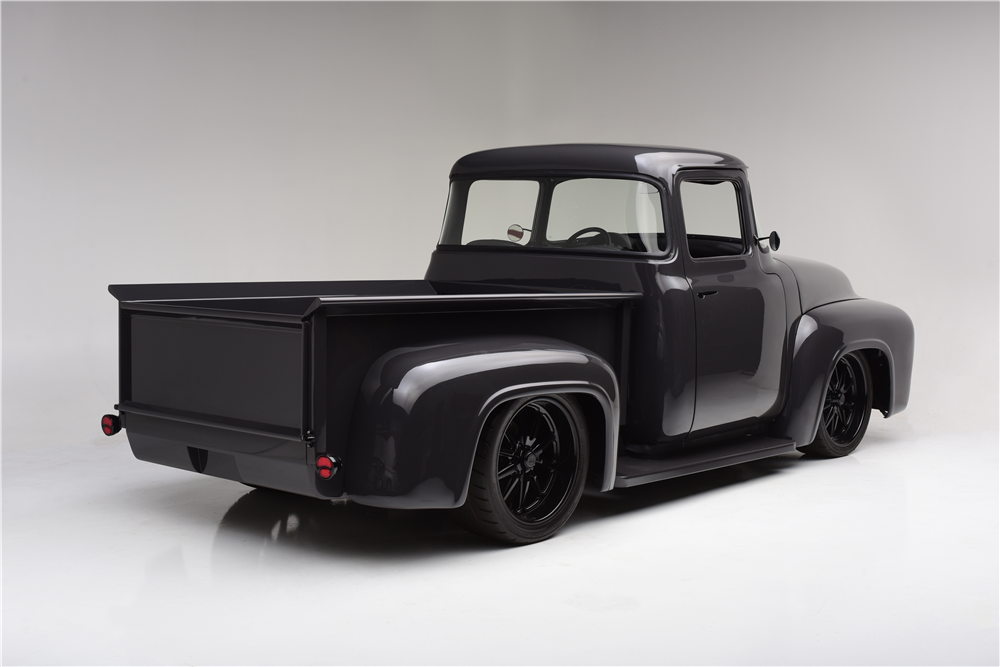 Groovy This Classic 1956 Ford F 100 Was Given A Modern Twist Gas Monkey Wiring Cloud Licukshollocom