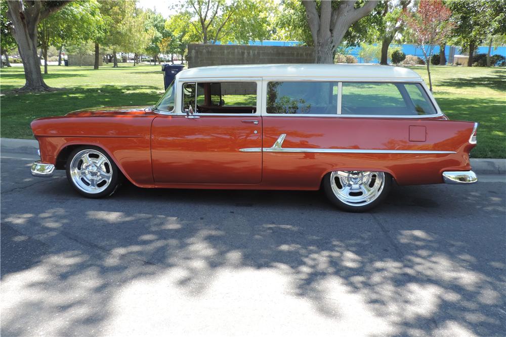Fine 1955 Chevrolet 210 Custom Wagon 189196 Classic Cars 1955 Wiring Cloud Waroletkolfr09Org