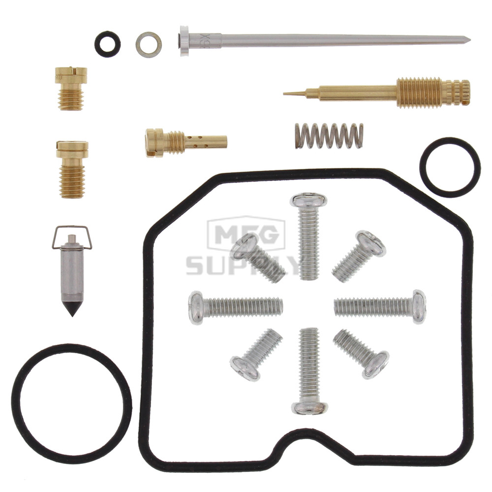 Magnificent Complete Atv Carburetor Rebuild Kit For 07 Auto Electrical Wiring Wiring Cloud Inklaidewilluminateatxorg