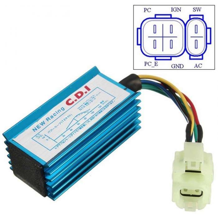 gy6 racing cdi wiring diagram ac ce 6834  new racing cdi wiring diagram  ce 6834  new racing cdi wiring diagram