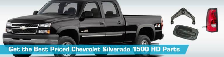 Wondrous Chevrolet Silverado 1500 Hd Parts Partsgeek Com Wiring Cloud Xempagosophoxytasticioscodnessplanboapumohammedshrineorg