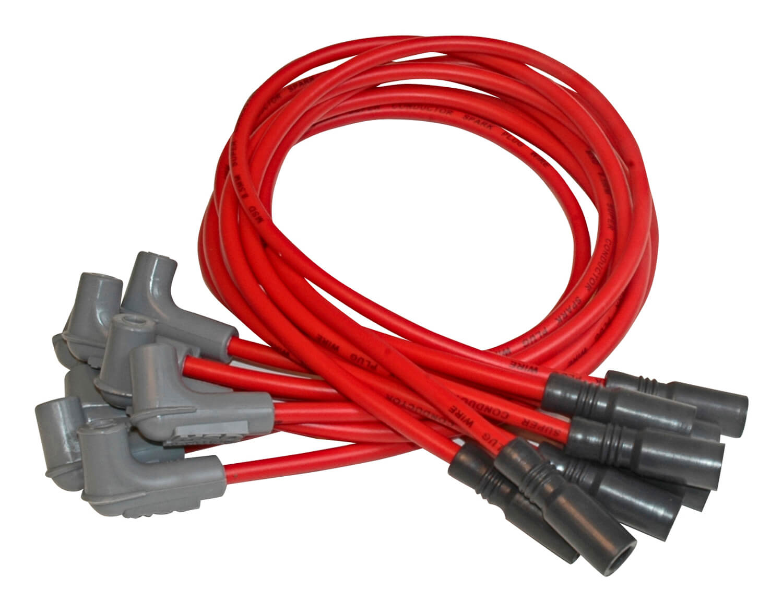Miraculous Msd 32149 Super Conductor Spark Plug Wire Set Lt1 Camaro 93 96 Wiring Cloud Staixaidewilluminateatxorg