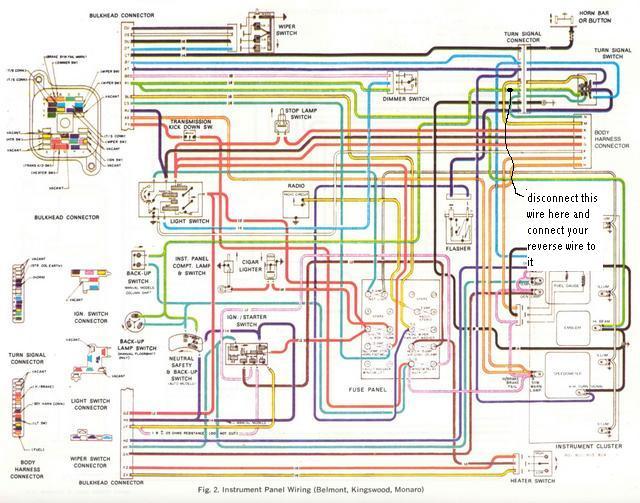 Vn V8 Distributor Wiring Diagram