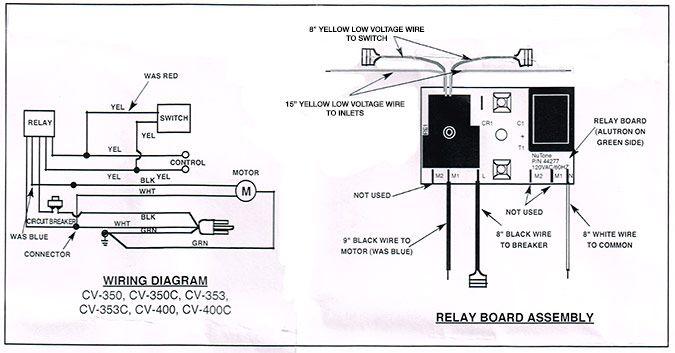Central Vacuum Motor Wiring Diagram - 966 Ih Tractor Wiring Schematic For  for Wiring Diagram SchematicsWiring Diagram Schematics
