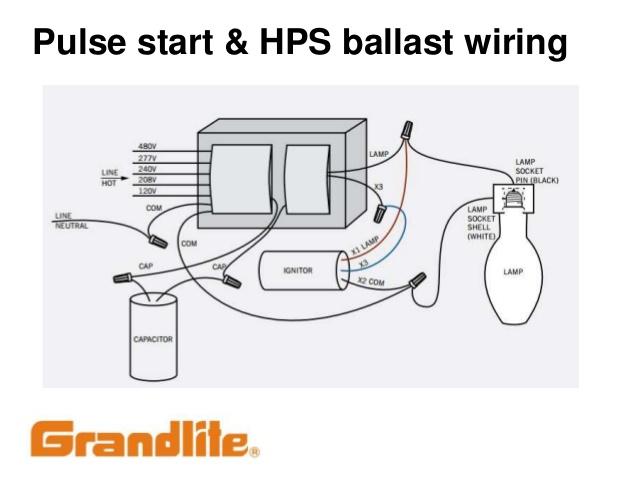 hps ballast wiring diagram  wiring diagram seekwarehouse
