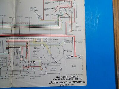 Mt 8053 Johnson 100 Hp Wiring Diagram Wiring Diagram