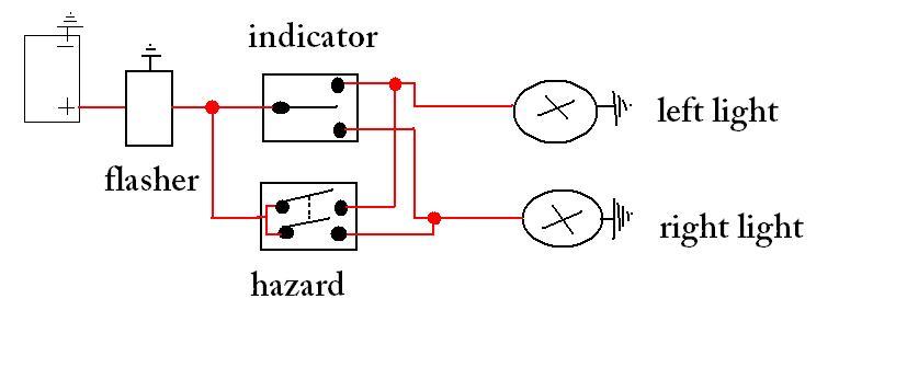 wiring diagram for motorcycle hazard lights yr 9942  hazard switch wiring diagram download diagram  yr 9942  hazard switch wiring diagram