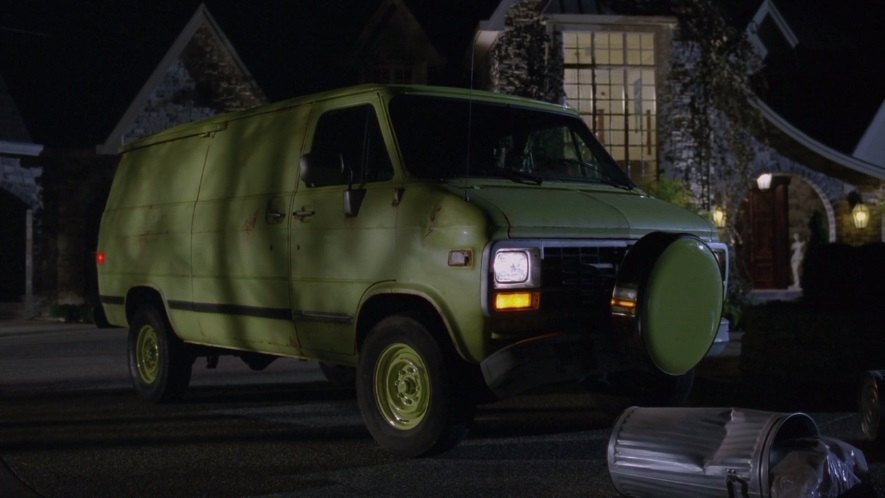 Awesome Imcdb Org 1994 Chevrolet Chevy Van G 20 In Scooby Doo The Wiring Cloud Rineaidewilluminateatxorg