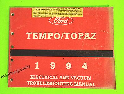 Hx 1069 1994 Ford Tempo Wiring Diagram Download Diagram