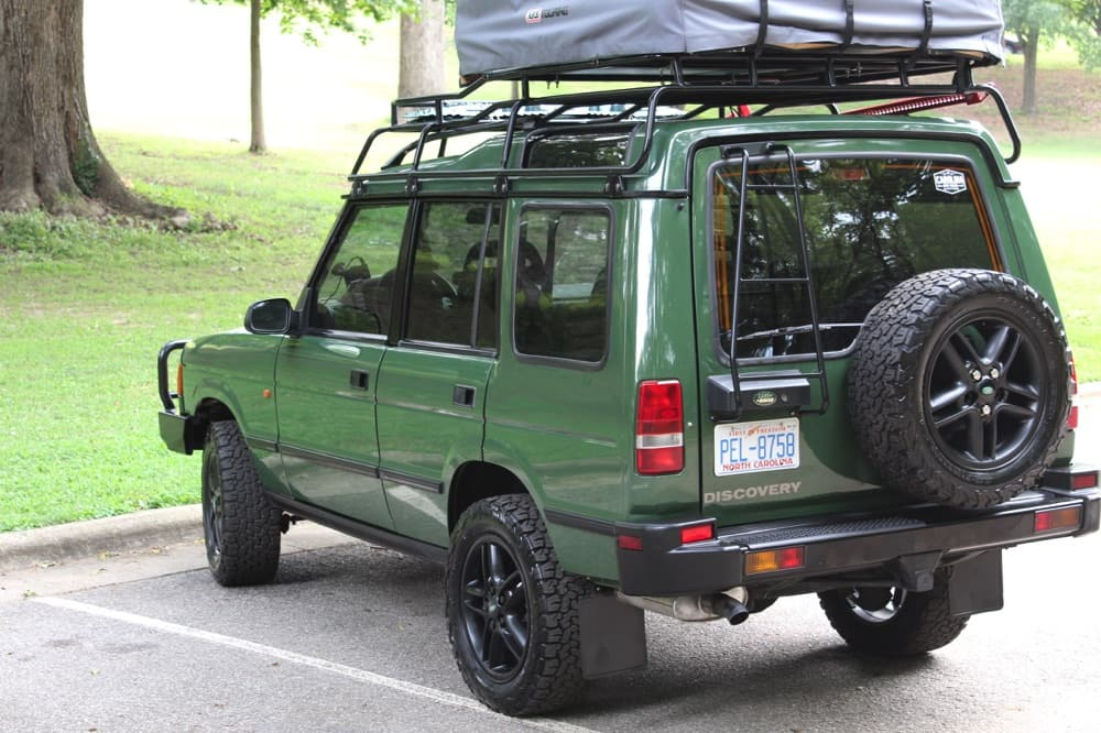 Groovy 1994 Land Rover Discovery Ls Carolina Offroad Outfitters Wiring Cloud Xempagosophoxytasticioscodnessplanboapumohammedshrineorg
