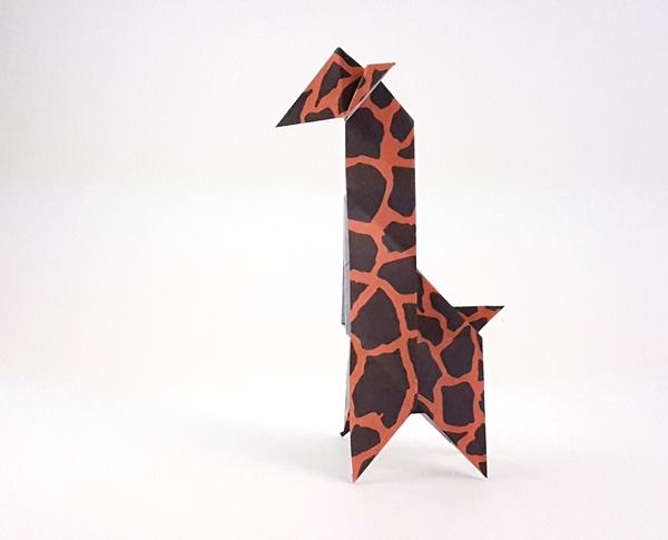 Oa 1120  Origami Giraffe Diagram Download Diagram