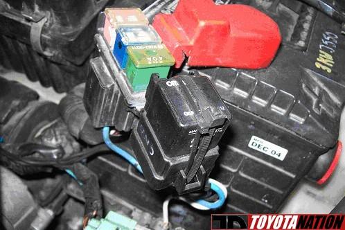 Xa 1742 1995 Camry Starter Wiring Diagram Schematic Wiring