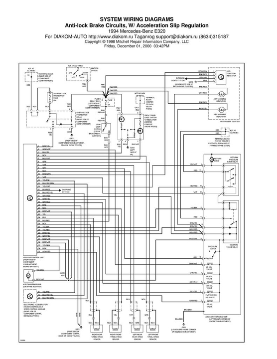 1994 Mercedes Benz E320 Wiring Diagram - Wiring Diagram Replace fat-expect  - fat-expect.miramontiseo.it | 1994 Mercedes Benz Fuse Box |  | fat-expect.miramontiseo.it