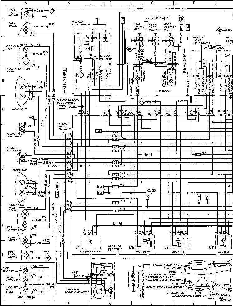 1986 Porsche 944 Wiring Diagram - 1967 Pontiac Grand Prix Wiring Diagram  Free Picture for Wiring Diagram SchematicsWiring Diagram Schematics