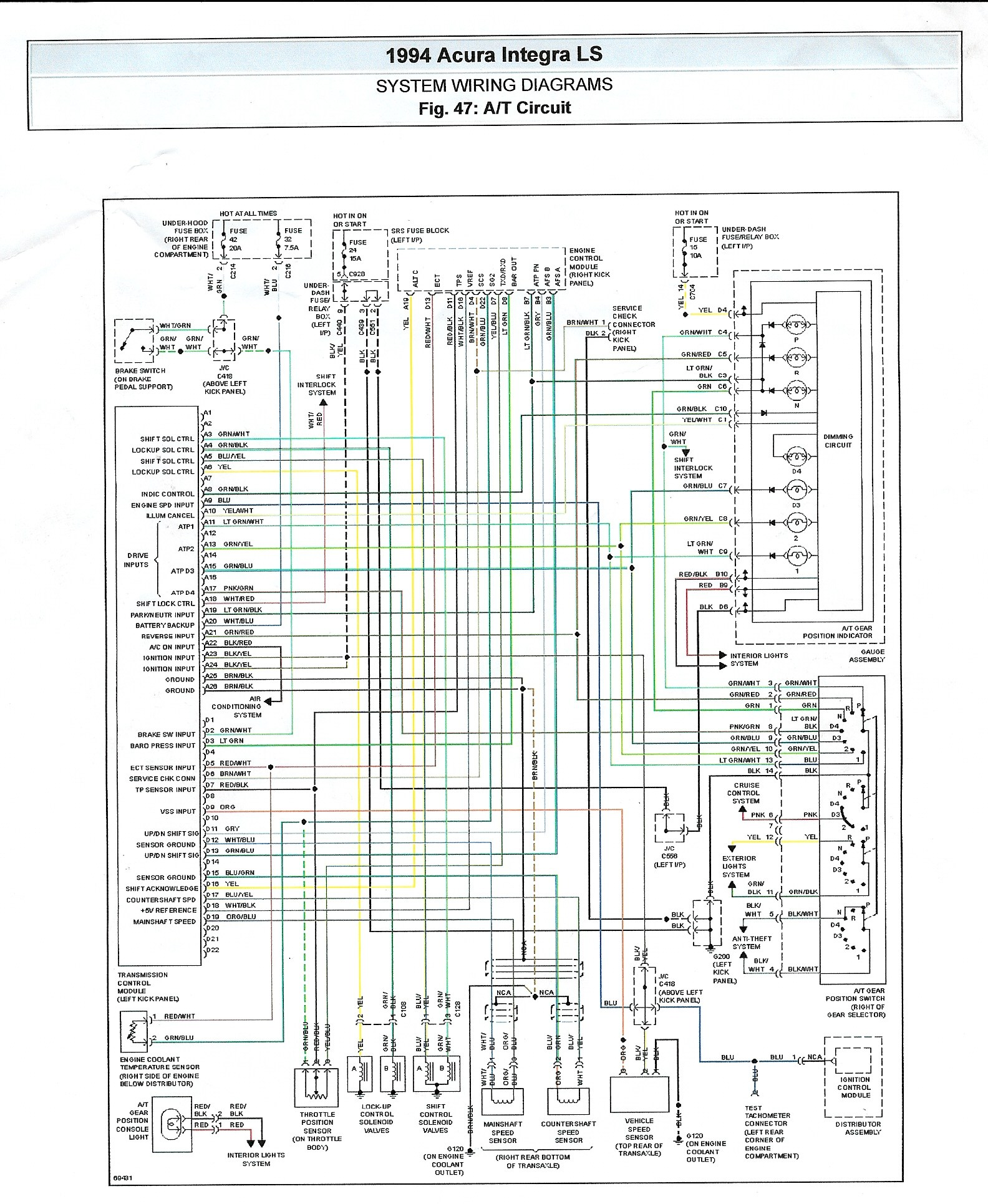 [SCHEMATICS_4NL]  CG_1821] 1991 Acura Integra Engine Wiring Diagram Download Diagram | 1991 Acura Integra Ls Radio Wiring Diagrams |  | Kook Scata Ologi Cana Greas Hendil Phil Cajos Hendil Mohammedshrine Librar  Wiring 101
