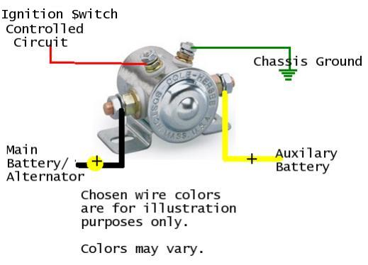 cole hersee solenoid wiring diagram  3 way switch wiring